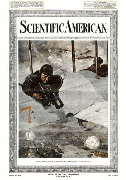 Scientific American - 1918-01-26