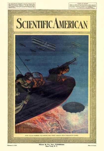 Scientific American - 1918-02-02