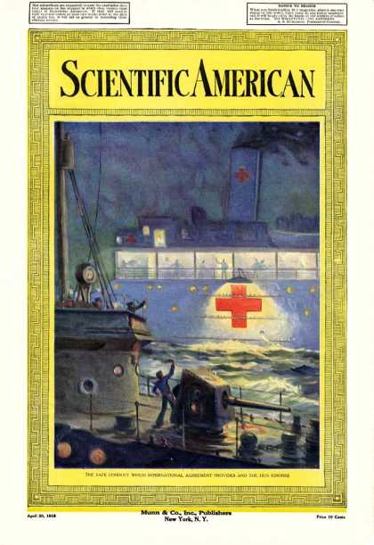 Scientific American - 1918-04-20