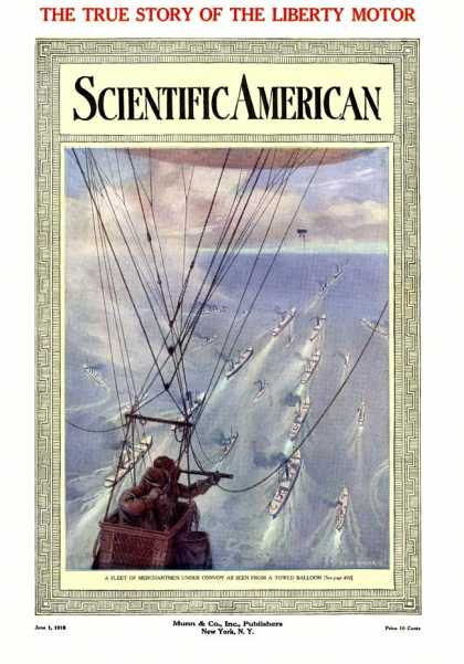 Scientific American - 1918-06-01