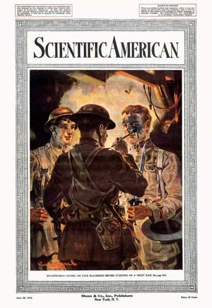 Scientific American - 1918-06-22