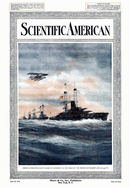 Scientific American - 1918-06-29
