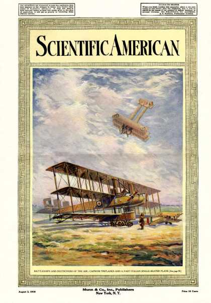 Scientific American - 1918-08-03