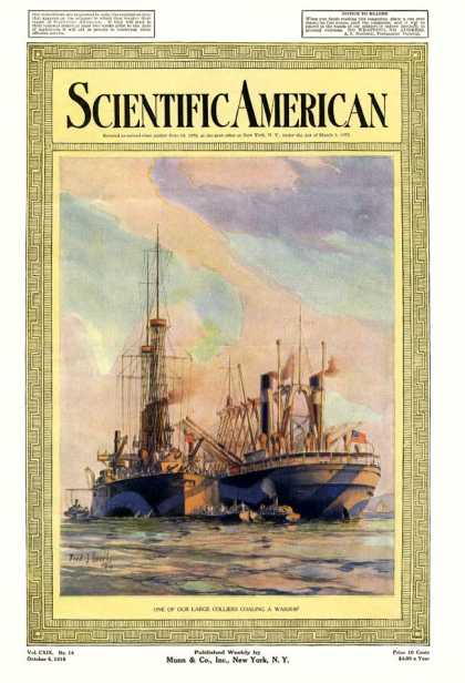 Scientific American - 1918-10-05