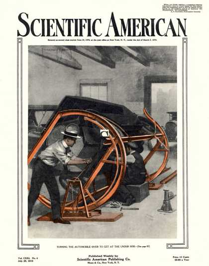 Scientific American - 1919-07-26