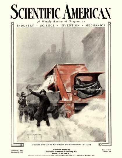 Scientific American - 1920-02-28