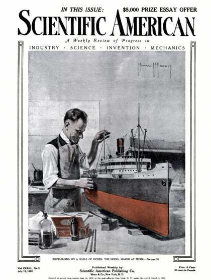 Scientific American - 1920-07-10