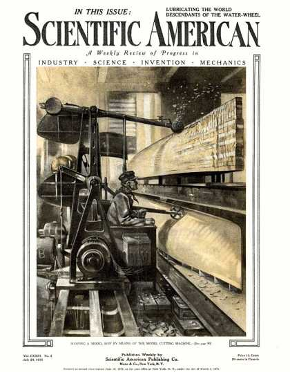 Scientific American - 1920-07-24