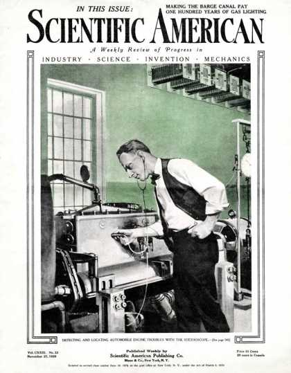 Scientific American - 1920-11-27