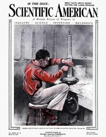 Scientific American - 1921-03-12