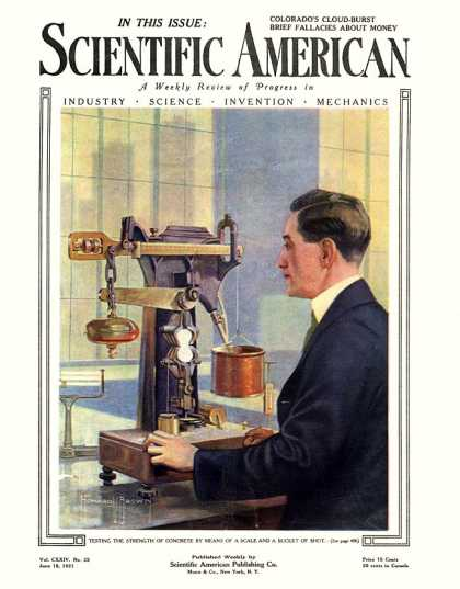 Scientific American - 1921-06-18