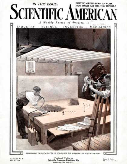Scientific American - 1921-07-16