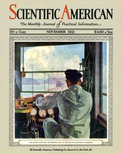 Scientific American - 1921-11
