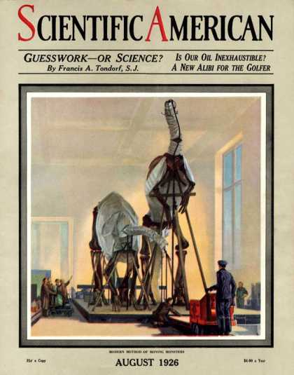 Scientific American - 1926-08