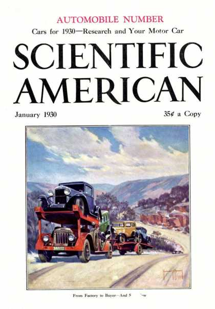 Scientific American - 1930-01