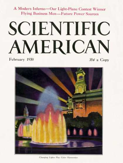 Scientific American - 1930-02
