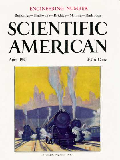 Scientific American - 1930-04