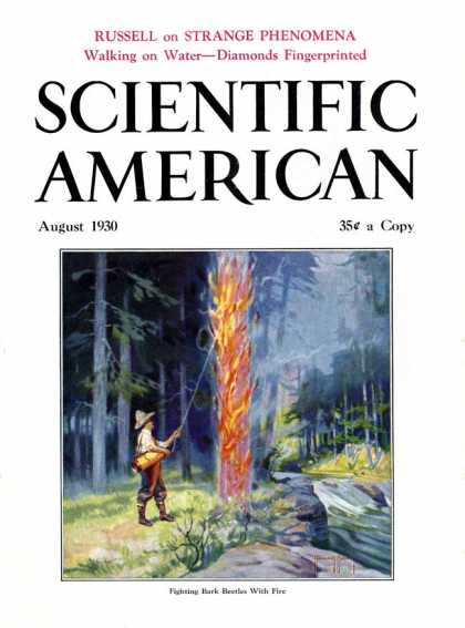 Scientific American - 1930-08
