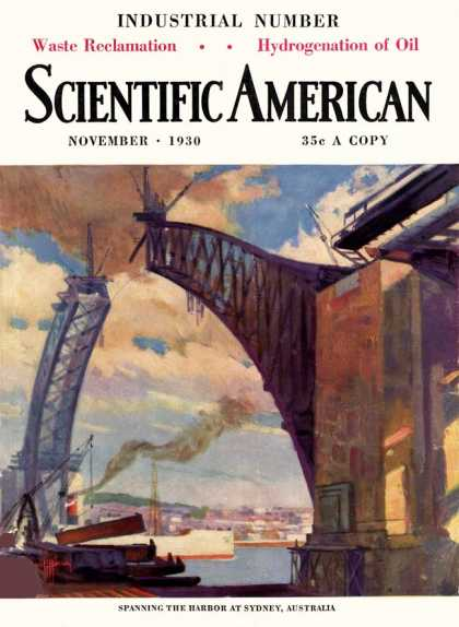 Scientific American - 1930-11