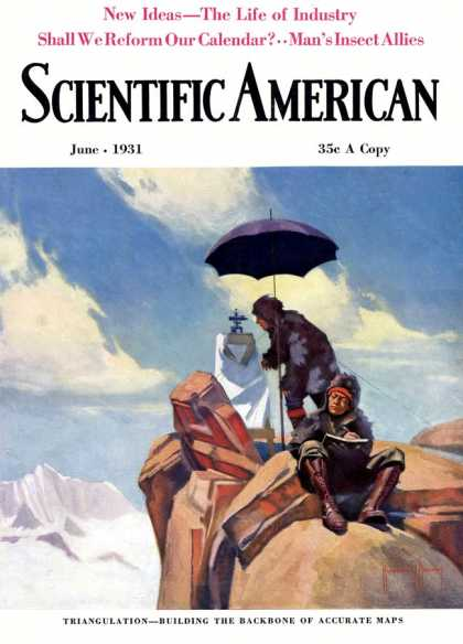 Scientific American - 1931-06