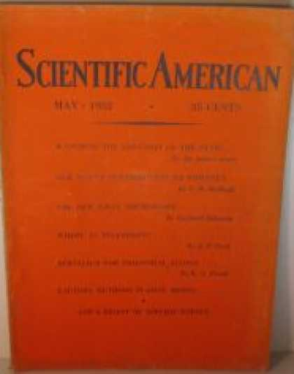 Scientific American - May 1932