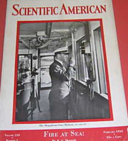 Scientific American - February 1935