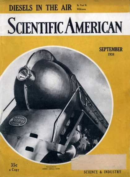 Scientific American - September 1938