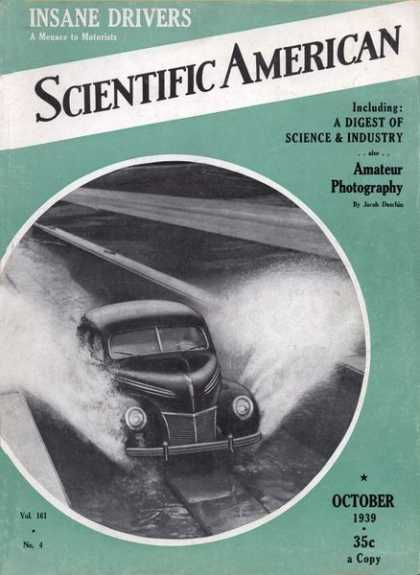 Scientific American - October 1939
