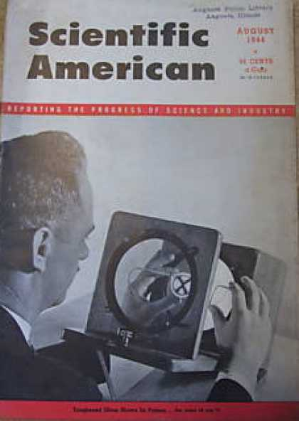 Scientific American - August 1944