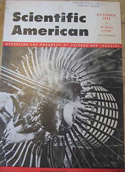 Scientific American - October 1944