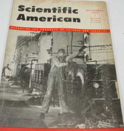 Scientific American - November 1944