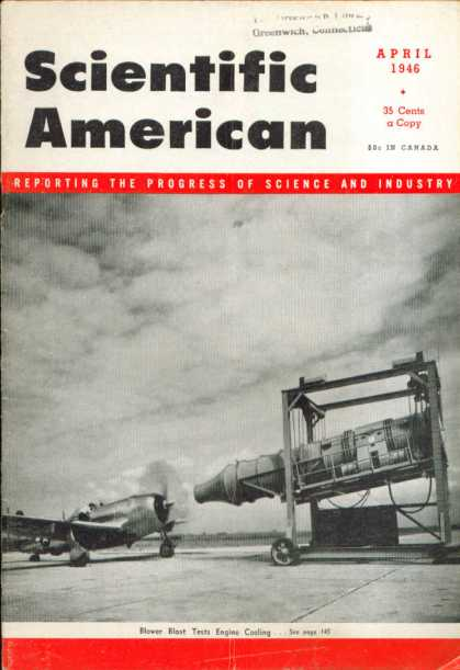 Scientific American - April 1946