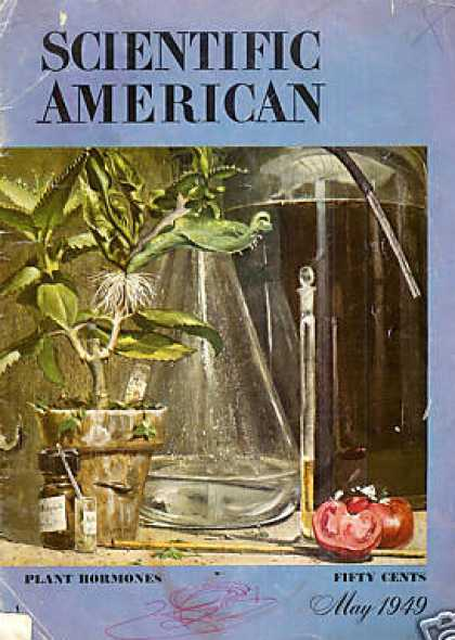 Scientific American - May 1949