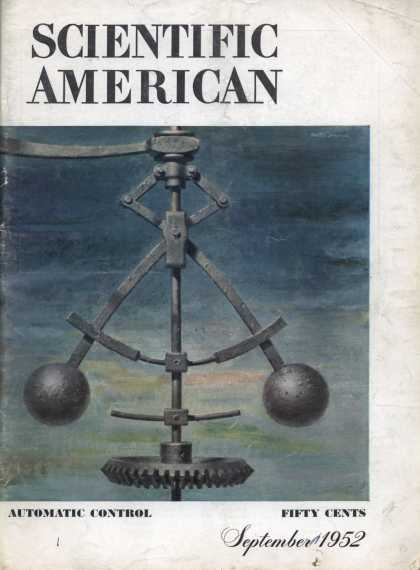 Scientific American - September 1952