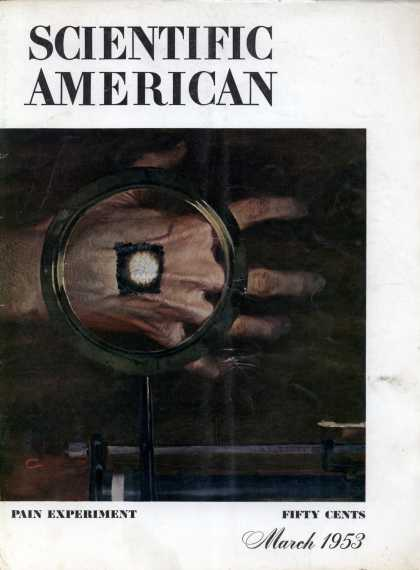 Scientific American - March 1953