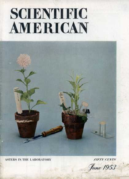 Scientific American - June 1953