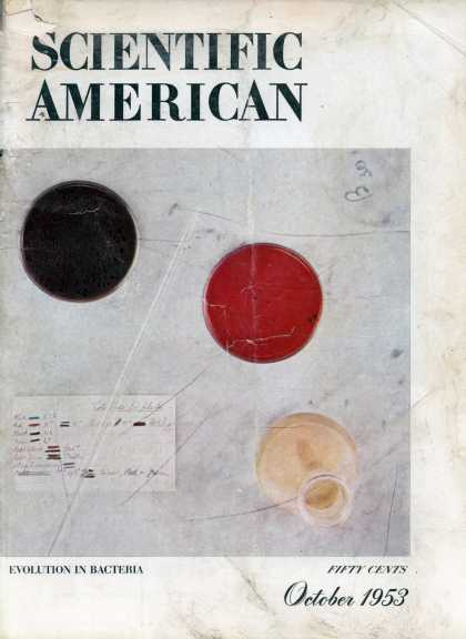 Scientific American - October 1953