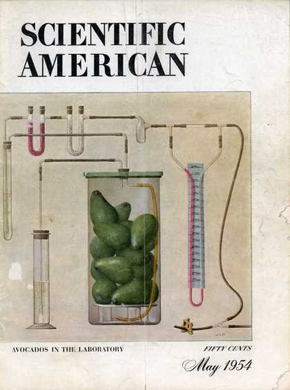 Scientific American - May 1954