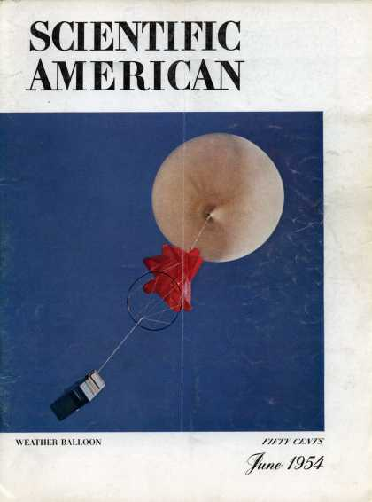 Scientific American - June 1954
