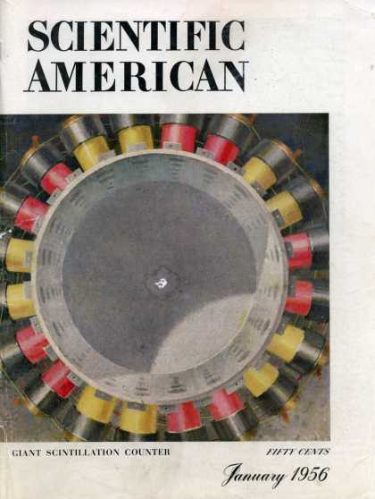 Scientific American - January 1956