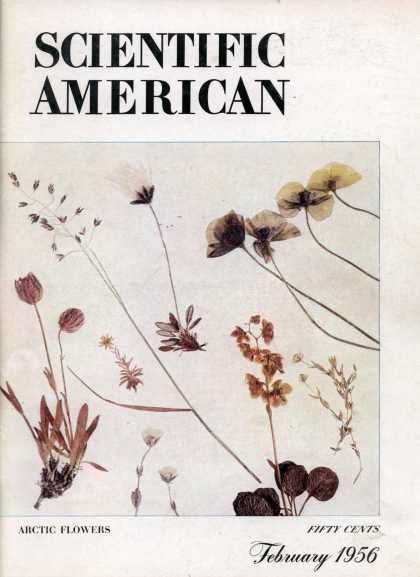 Scientific American - February 1956