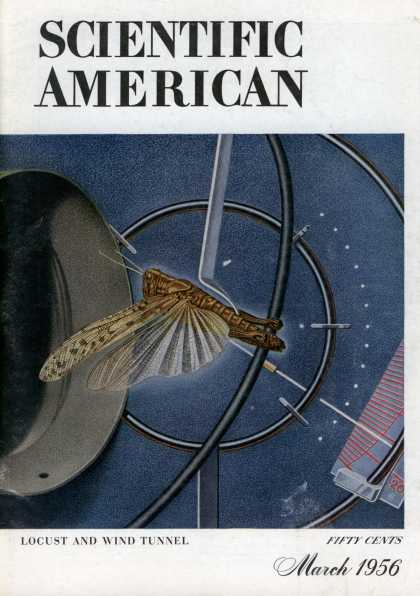 Scientific American - March 1956