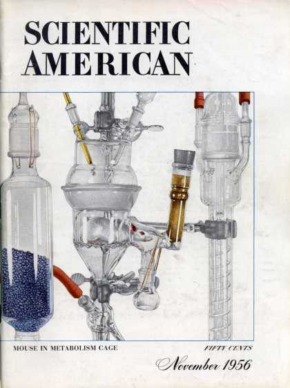 Scientific American - November 1956