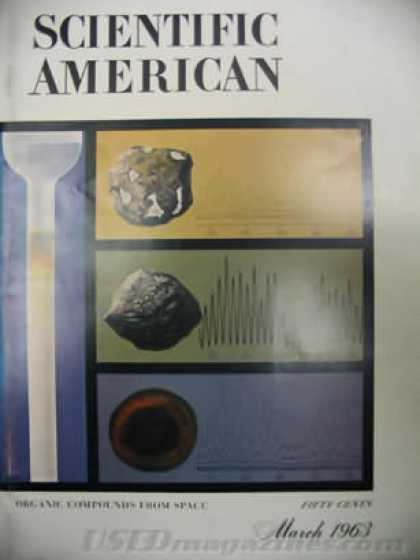 Scientific American - March 1963