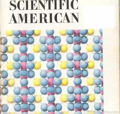 Scientific American - April 1964