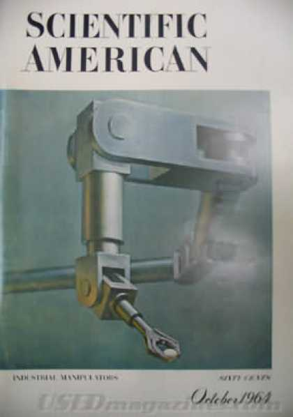 Scientific American - October 1964