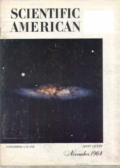 Scientific American - November 1964
