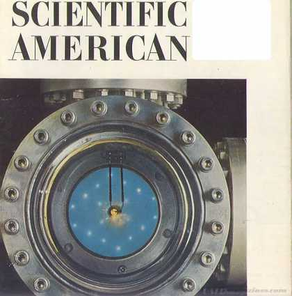 Scientific American - March 1965