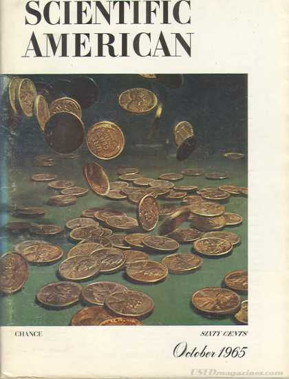 Scientific American - October 1965