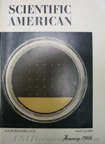 Scientific American - January 1966